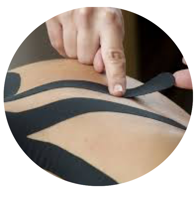 Taping - Physical Therapy - Portsmouth, Dover, Kittery NH